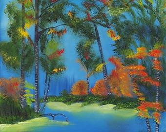 Autumn Reflections  - d