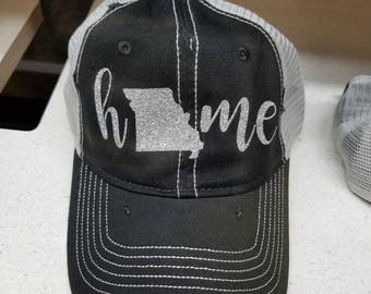 Home Womens Custom State Hats