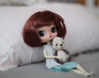 Sale!!!Ooak custom Buyl doll free shipping
