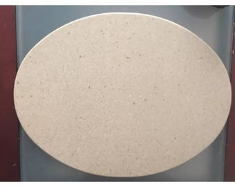 Solid Surface DuPont Corian (Raffia) Cutting Board, Countertop, Scrap Material