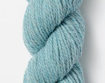Woolstok in Spring Ice - Blue Sky Fibers worsted yarn