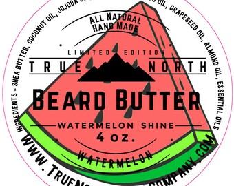 true north beard butter 4oz cigar blend beard oil. Black Bedroom Furniture Sets. Home Design Ideas