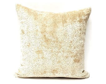 Pillow Cover | Tan | ALPHONSINA
