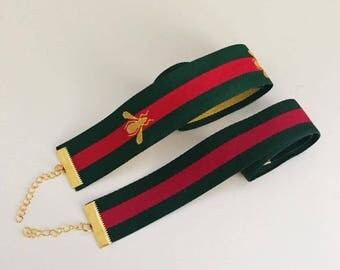 2 CHOKERS/ Special offer/ GUCCI choker necklaces/ fashion 2017
