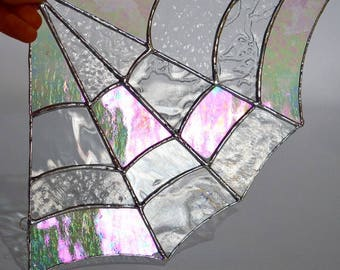 Glass Spiders Web