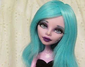 Sale! OOAK Monster High Doll Operetta Repaint Doll
