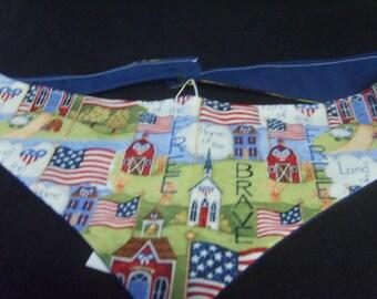 medium american bandana