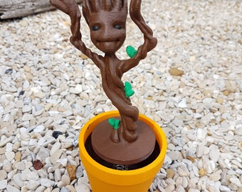 Bobble Head Groot