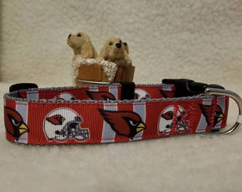 Arizona Handmade Dog Collar 1 Inch Wide Large & Medium