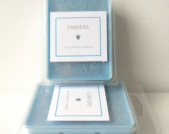Cinders Soy Wax Clamshell Melt