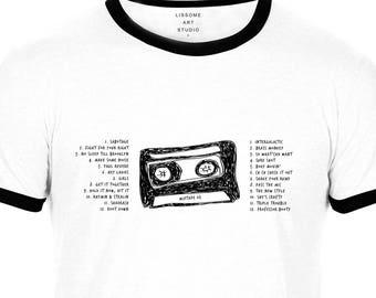 Mixtape T-Shirt BEASTIE BOYS by Lissome Art Studio