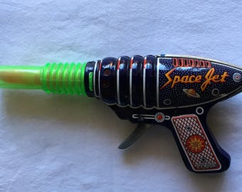 Space Jet Ray Gun