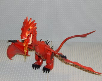 1 Dragon Smaug Lord of the Rings, Hobbit for miniature figurines, new
