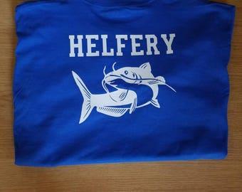 Personalized Catfish tshirt