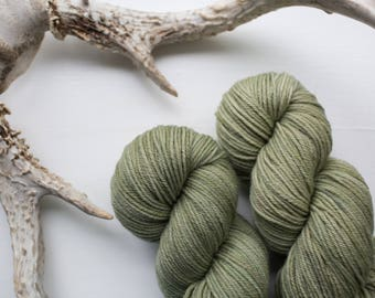 Selkie {Worsted Weight} Merino Wool Yarn