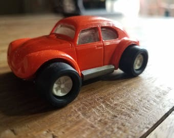 Vintage Tonka VW Beetle Toy Car, Volkswagen Beetle, Vintage Tonka Toys, Vintage Toy Car