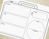 Lunchbox Planner Printabl...