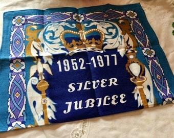 Vintage Irish Linen towel