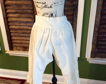 Antique/vintage women's pantaloons