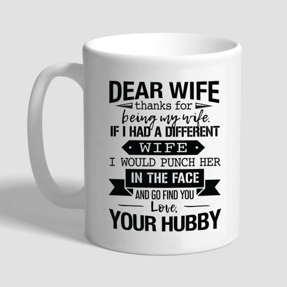 Wife love hubby husband to wife gift gift for wife wife like this item negle Choice Image