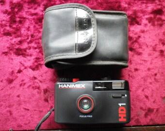 new / hanimex HD 1 vintage camera / working