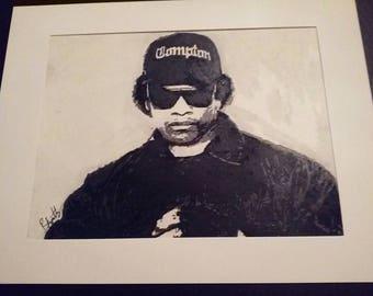 Eazy E drawing
