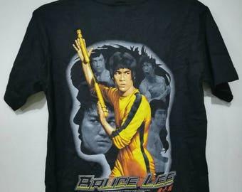 Rare Bruce Lee t-shirt M size