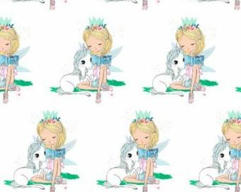 Princess Unicorn Blanket