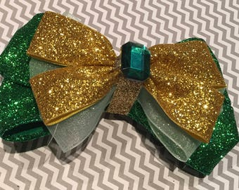 Emerald City Bow