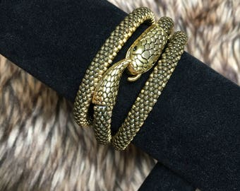 Fancy Snake Bracelet
