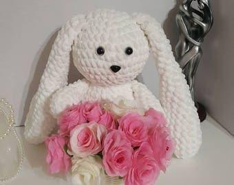 Amigurumi crochet Bunny toy