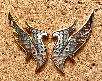 Illenium Phoenix Pin Set - Ashes to Ashes Variant - LE 50