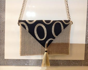Bag strap or pouch 3 pockets