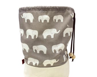 Tote Bag - Elephants
