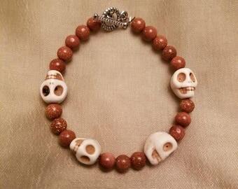 Goldstone Healing Bracelet