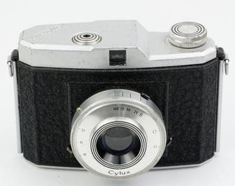 Limited time offer Luxette Camera 127 film with Roeschlein-Kreuznach Cymat f/7,7 Lens