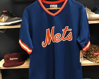 NY Mets V neck