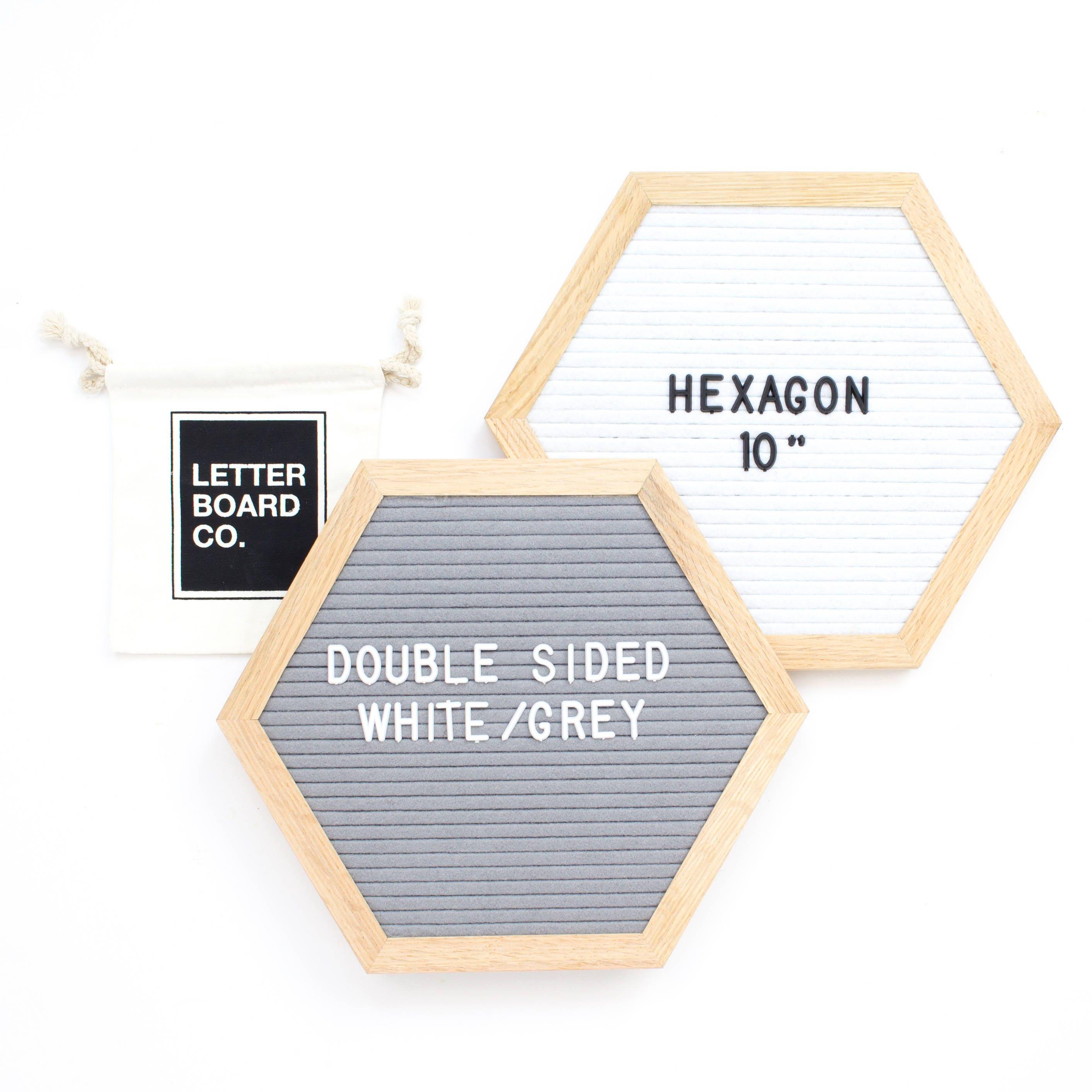 Description. Our Hexagon board ...