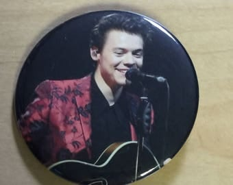 Harry Styles 2017-Custom Pinback Button 2.25 inch NEW -OCTOBER207