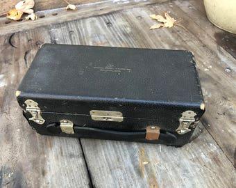 Vintage Retro Manning, Maxwell & Moore, Inc. Valve or Gauge box Railroad RR Crane Company
