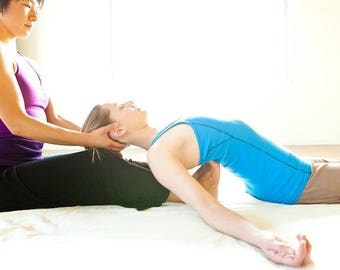 Yoga Massage Workshop - 2 Tickets