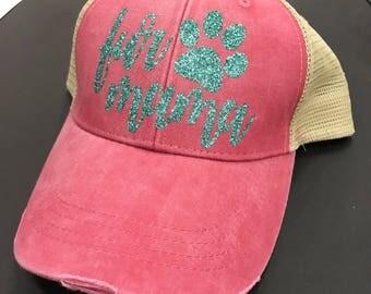 Fur Mama Hat • Dog Mom