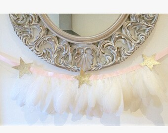 Feather Garland || Feather Bunting || Festival Bunting ||