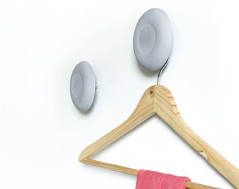 Concrete wall hooks / coat hanger ROTELLA