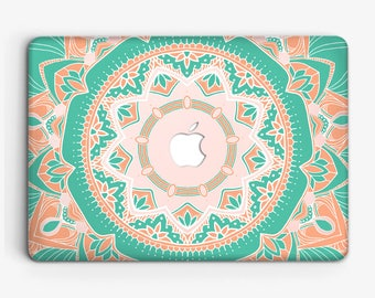 Mandala MacBook Pro Hard Case MacBook Air Case MacBook Pro Case 13 inch MacBook Air Case 11 inch Macbook Pro Cover MacBook Air Cover m008