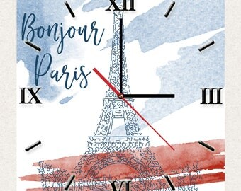THE BEST Wall Clock Paris, Best Gift for Home Decor