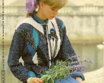 MAGAZINE ANNY BLATT No. 96 knit spring was