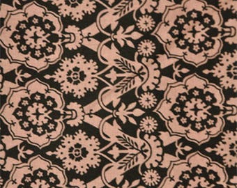 GHASTLIE FAMILY by ALEXANDER HENRY FABRICS pink patchwork fabric