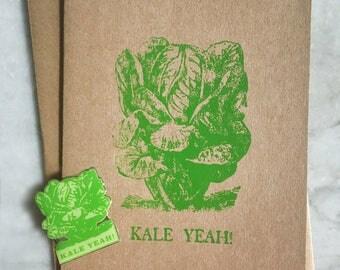 Perfect Pairing of Pin + Kale