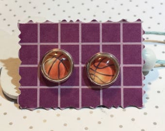 Earrings Earring Basketball